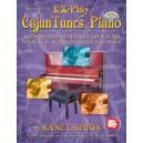 EZ-Play Cajun Tunes for Piano - A Collection of Simple Cajun Tunes