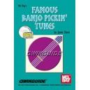 Famous Banjo Pickin Tunes QWIKGUIDE