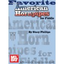 Favorite American Hornpipes for Fiddle