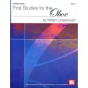 First Studies for the Oboe