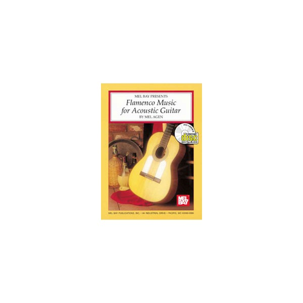 Flamenco Music for Acoustic Guitar