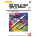 Folk Songs & Dances From the Balkans - Flute Edition