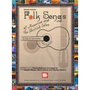 Folk Songs of America and the British Isles - for Easy to Intermediate Guitar Ensemble