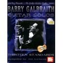 Barry Galbraith Guitar Solos - Thirteen Standards