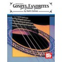 Gospel Favorites for Classic Guitar