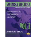 Guitarra Electrica Vol. 2, Spanish Only