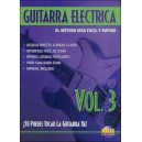 Guitarra Electrica Vol. 3, Spanish Only
