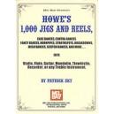 Howes 1,000 Jigs and Reels - Clog Dances, Contra Dances