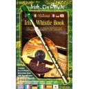 Irish Tin Whistle CD Pack, book-CD-D Whistle