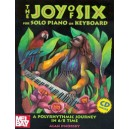Joy of Six for Solo Piano or Keyboard - A Polyrhythmic Journey in 6/8 Time