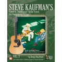 Steve Kaufmans Favorite Traditional Fiddle Tunes - For Flatpicking Guitar, Vol. 3