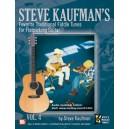 Steve Kaufmans Favorite Trad. Fiddle Tunes - For Flatpicking Guitar, Volume 4