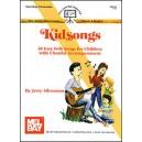 Kidsongs - 48 Easy Folk Songs for Children with chordal Accompaniment