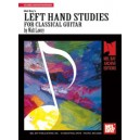 Left Hand Studies for Classical Guitar