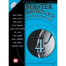 Master Anthology of Jazz Guitar Solos, Volume 4