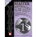 Master Anthology of New Classic Guitar Solos, Volume 1 - Volume 1