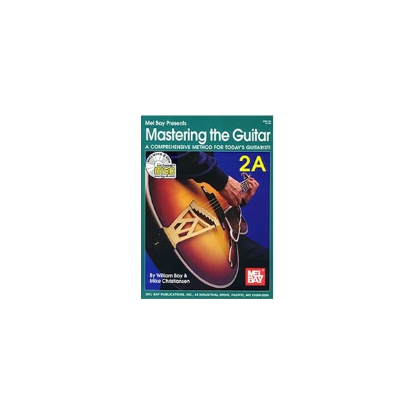 Mastering the Guitar Book 2A