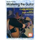 Mastering the Guitar Class Method Theory Workbook, Level 1
