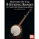Masters of the 5-String Banjo