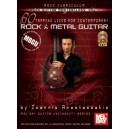 Rock Guitar Masterclass Vol, 1 - 60 Tapping Licks for Contemporary Rock and Metal Guitar