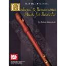 Medieval and Renaissance Music for Recorder - Bancalari