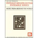 Donald Miller Guitar Ensemble Series: Music from Around the World