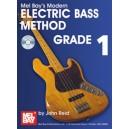 Modern Electric Bass Method, Grade 1