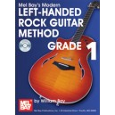 Modern Left-Handed Rock Guitar Method