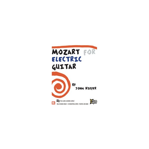 Mozart for Electric Guitar