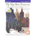 My Very Best Christmas, Viola Edition - 17 Viola Solos, Duets, and a play-along CD on Christmas favorites