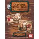 Old-Time Festival Tunes for Clawhamer Banjo