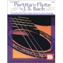 Partita for Flute by J. S. Bach - transcribed for Solo Classic Guitar