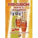 Percusion Vol. 1, Spanish Only