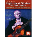 Right-Hand Studies for Five Fingers