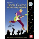 Rock Guitar for the Young Beginner with Audio-Online