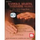 Rumba Soloing Technique, Volume 1 - Afro-Cuban Conga Drum Improvisation