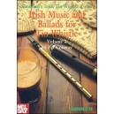 Soodlums Irish Tin Whistle Tutor, Volume 2