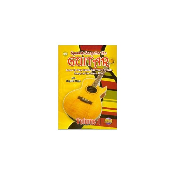 Spanish Songs for the Guitar, Volume 1