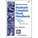 Students Complete Music Handbook