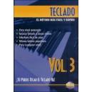 Teclado (Keyboard) Vol. 3, Spanish Only