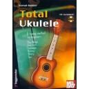 Total Ukulele - D-Tuning Method for Beginners