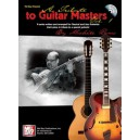 A Tribute To Guitar Masters, Vol. 1 - A Series Written and Arranged for Classical and Jazz Guitarists