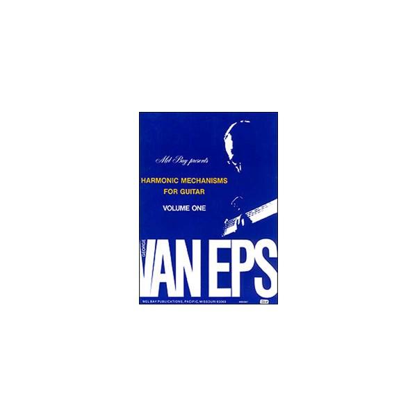 George Van Eps Harmonic Mechanisms Guitar, Volume 1