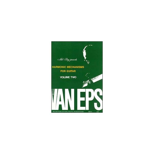 George Van Eps Harmonic Mechanisms Guitar, Volume 2