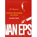 George Van Eps Harmonic Mechanisms Guitar, Volume 3