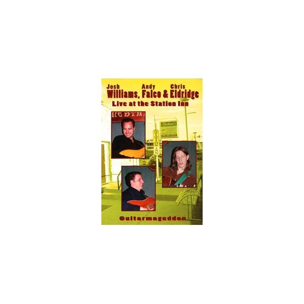 Williams, Falco & Eldridge Live at the Station Inn