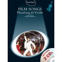 Guest Spot: Film Songs Playalong For Violin (Book/2CDs)