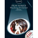 Guest Spot: Film Songs Playalong For Clarinet (Book And 2 CDs)
