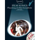 Guest Spot: Film Songs Playalong For Alto Saxophone (Book And 2 CDs)