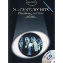 Guest Spot: 21st Century Hits Playalong for Flute (Book And CD)